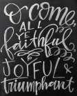 Joyful Chalk
