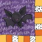 Halloween Bat - Valerie Wieners