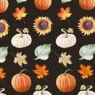 Pumpkin Pattern - Valerie Wieners