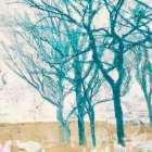 Turquoise Trees II