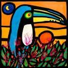 Tucano allalba