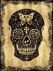 Day of the Dead in Black and Gold - Martin Wagner