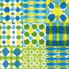 Watermark Blue Green 9 Patch