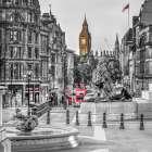 Trafalgar Square, London, UK - Assaf Frank