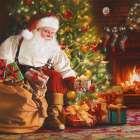Santas Delivery - Mark Missman
