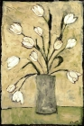 Tulips in White - Judi Bagnato