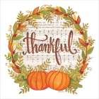 Thankful Wreath - Annie LaPoint