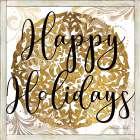 Happy Holidays Mandala II   - Cindy Jacobs