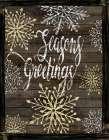 Snowflake Seasons Greetings  - Cindy Jacobs