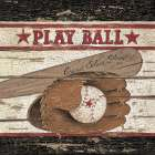 Play Ball - Linda Spivey