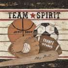 Team Spirit - Linda Spivey