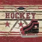 Hockey - Linda Spivey