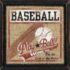 Baseball - Linda Spivey