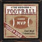 Football - Linda Spivey