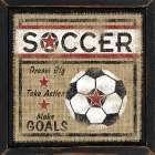 Soccer - Linda Spivey