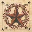 Peace Love Hope Joy - Linda Spivey