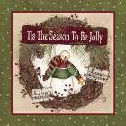 Snowman Christmas Wreath - Linda Spivey