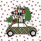 Christmas Car - Martina Pavlova