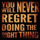 You Will Never Regret - Susan Ball
