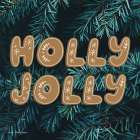 Gingerbread Holly Jolly   -  Seven Trees Design
