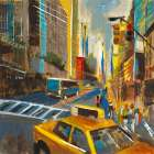 Bright Lights, Big City I - Liz Jardine
