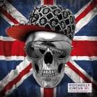Skull Union Jack -  Braun Studio