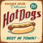 Hot Dogs -  Braun Studio
