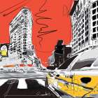 New york II -  Tandem