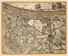Amsterdam Area - Visscher 1681