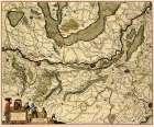 Roermond Netherlands - De Wit 1688