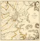 Boston  Suffolk Massachusetts - Bowen 1830