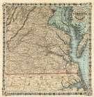 Seat of War Virginia - Colton 1862