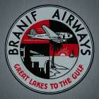 Branif Airways - Great Lakes to the Gulf -  Retrotravel