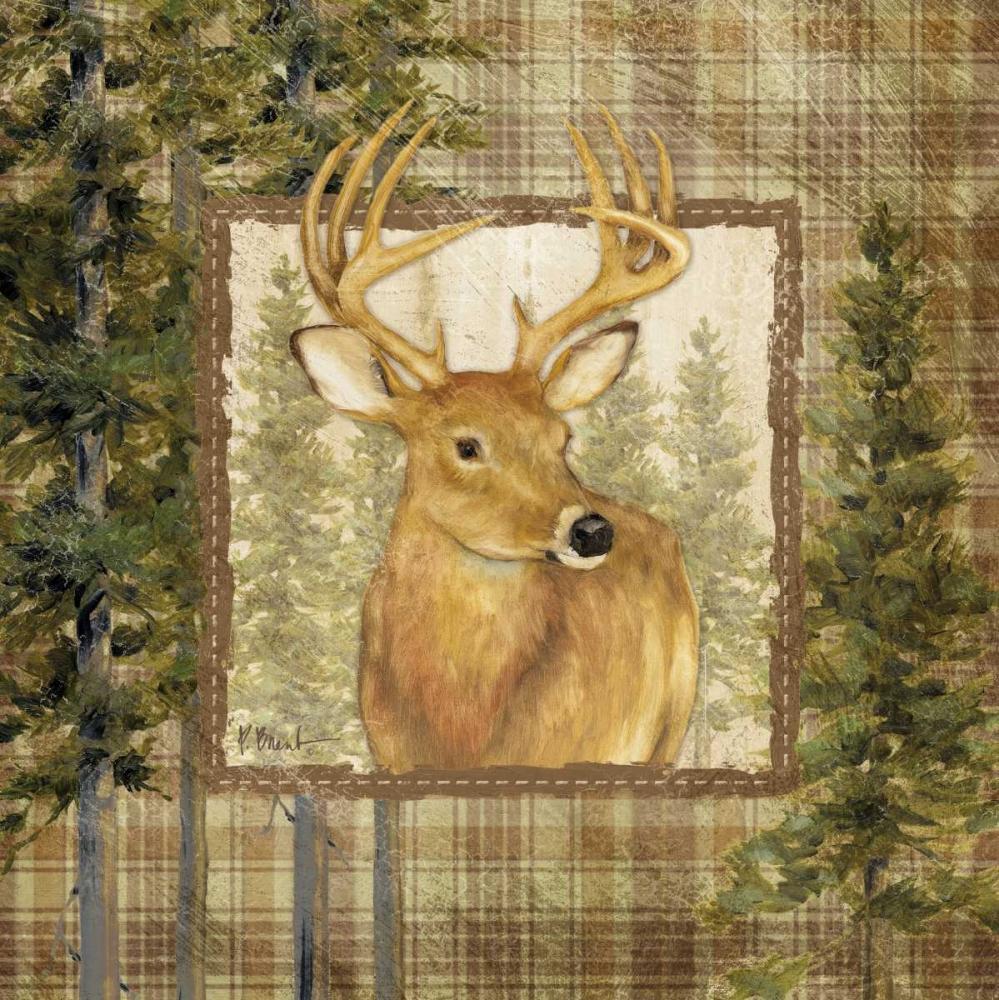 Lodge Portrait I