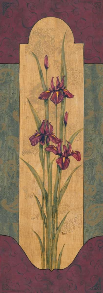 Greek Iris I