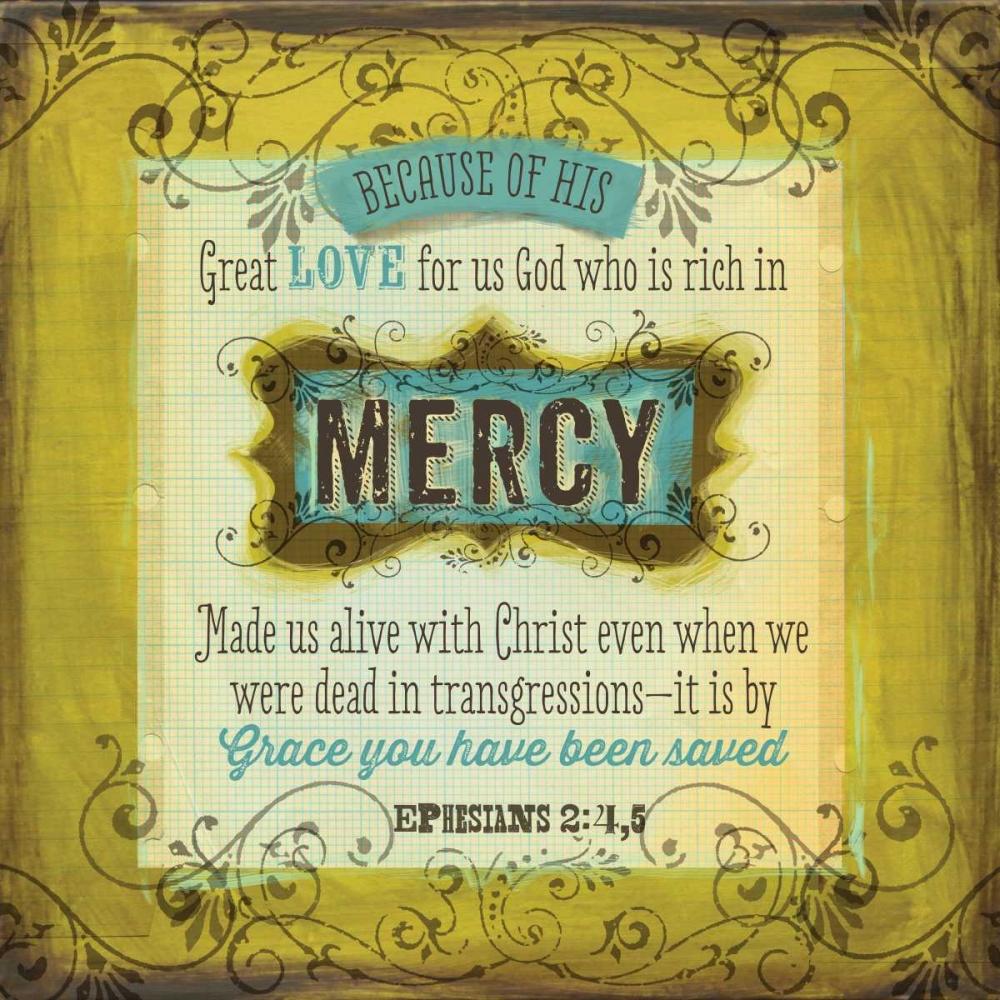 Scrapbook Mercy