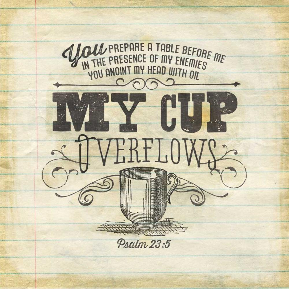 Vintage Paper Cup