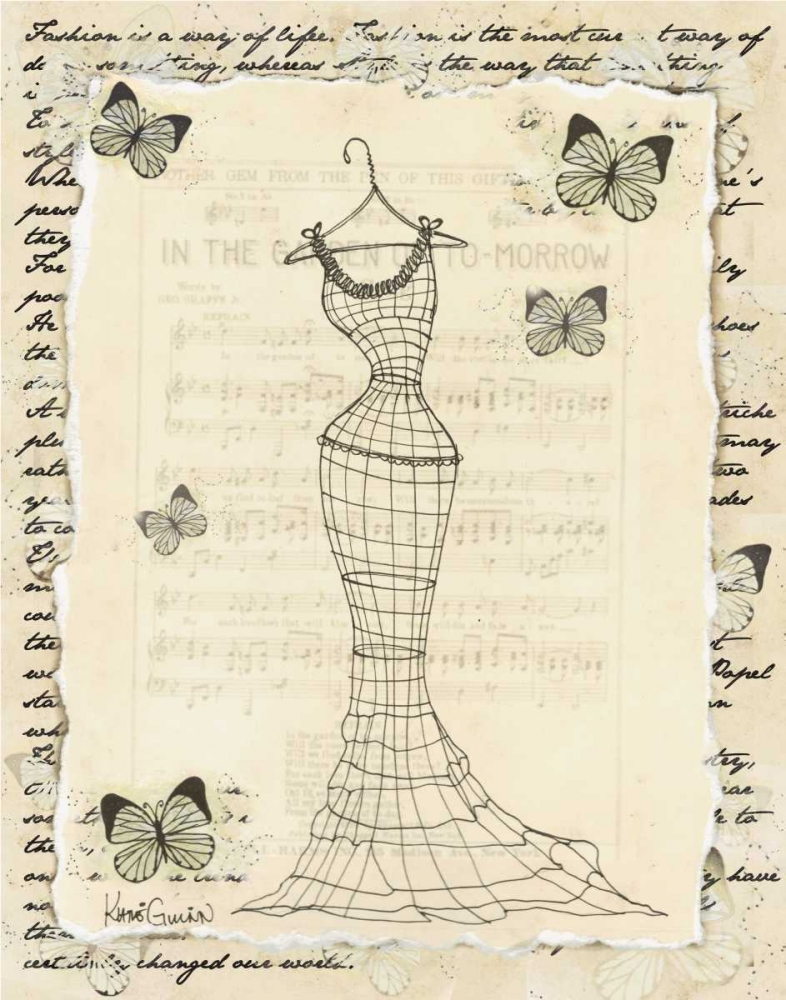Wire Dress I