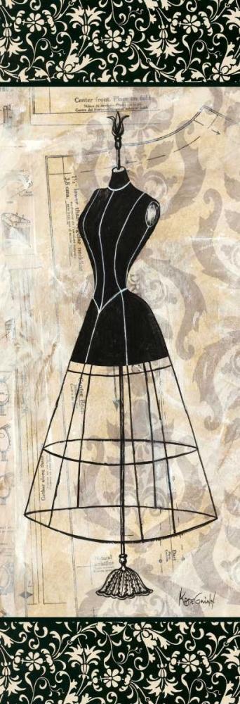 Dress Form Panel II