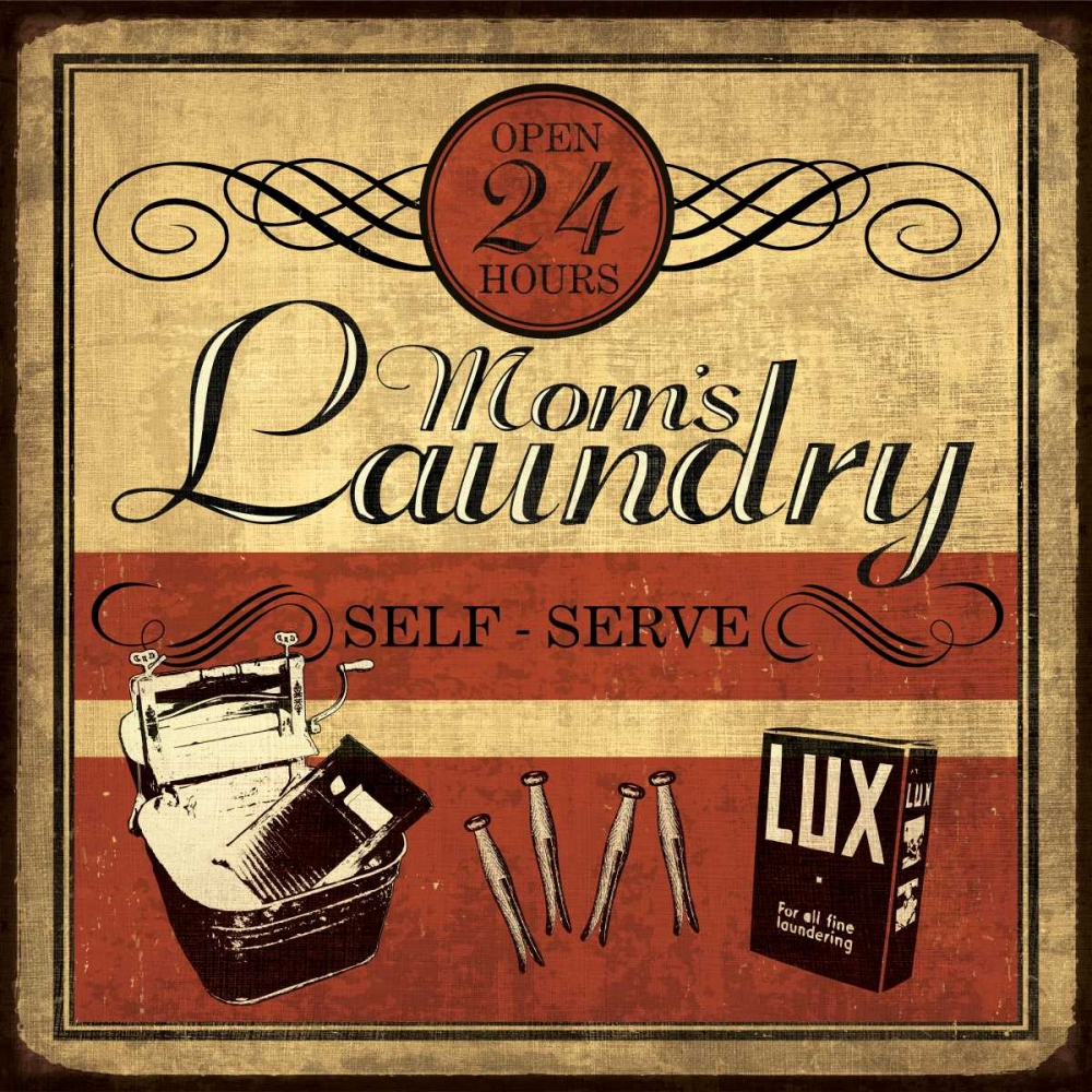 Self Serve Laundry Sq