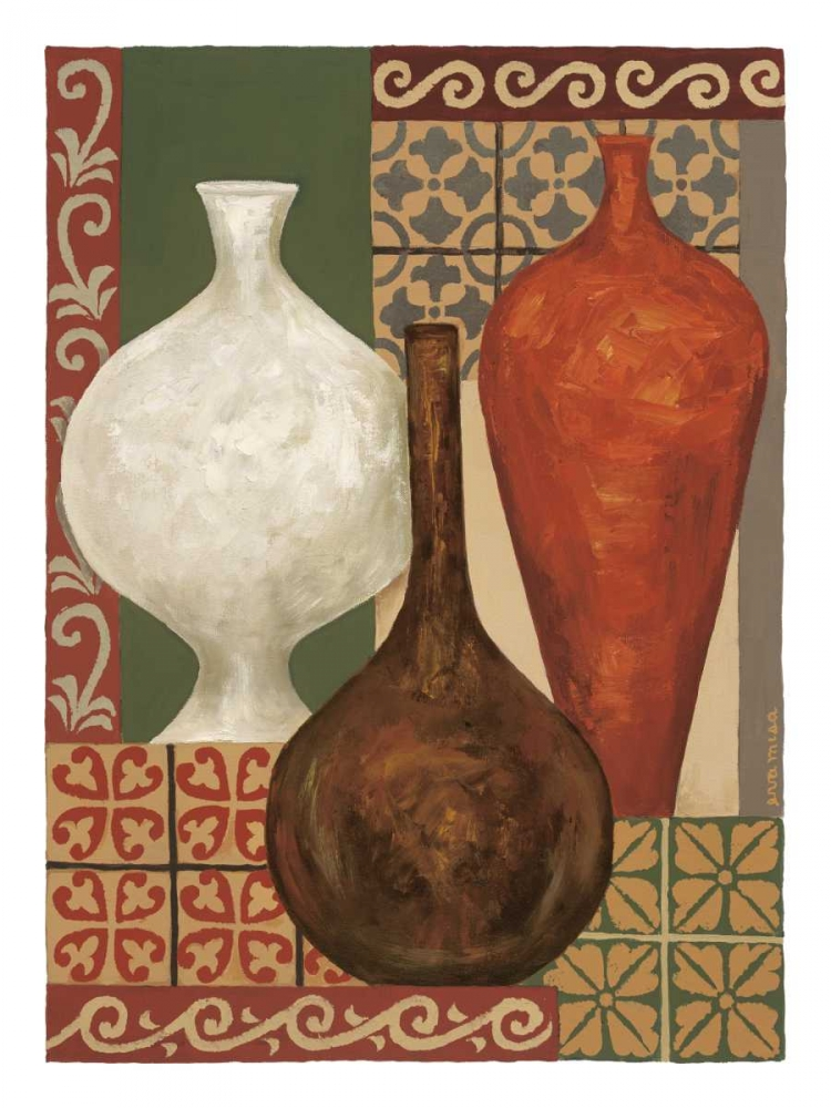 Vessels and Tiles II