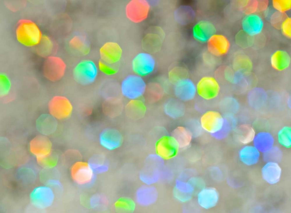 Glitter Bokeh IV