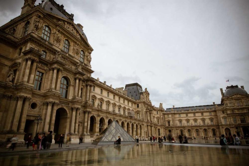 The Louvre II