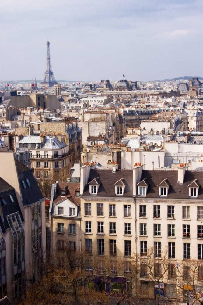 Paris Rooftops II