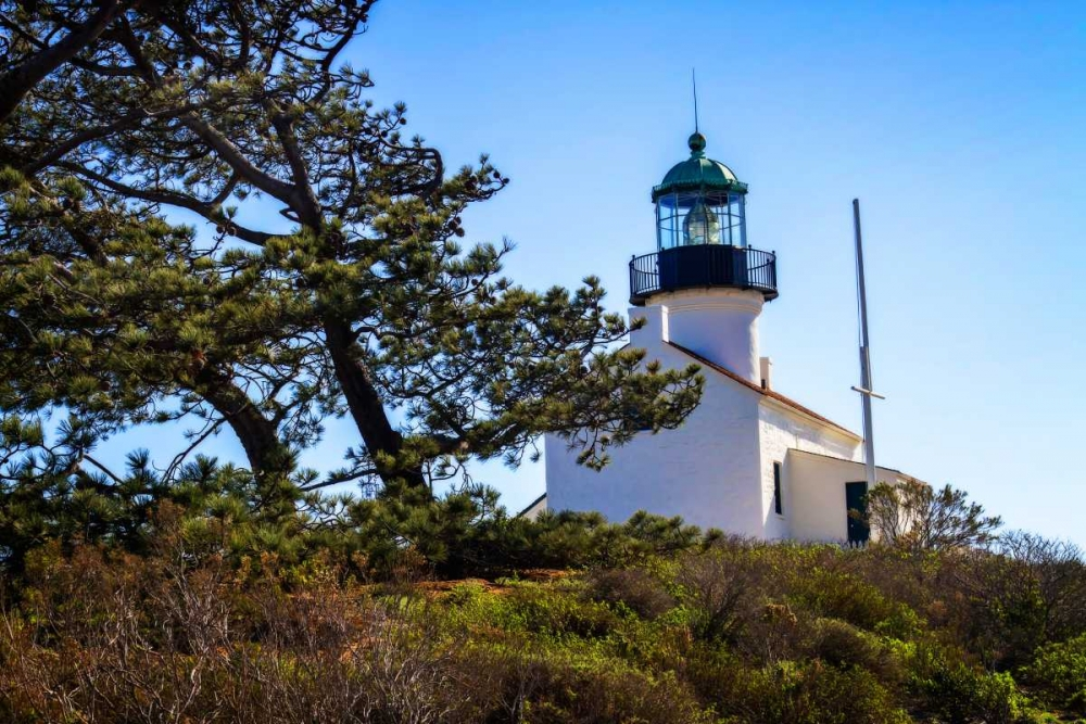 Point Loma Lighthouse I