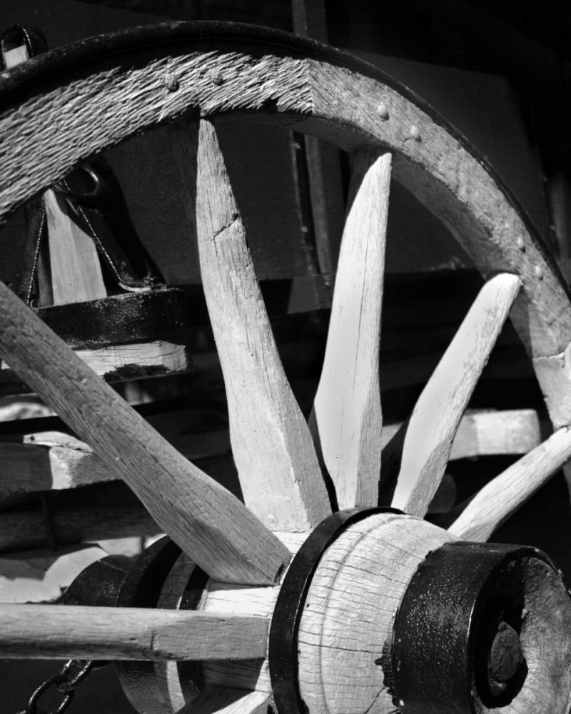 Wagon Wheel I
