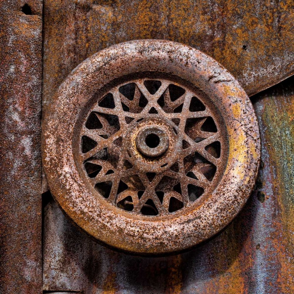 Rusted in Time I