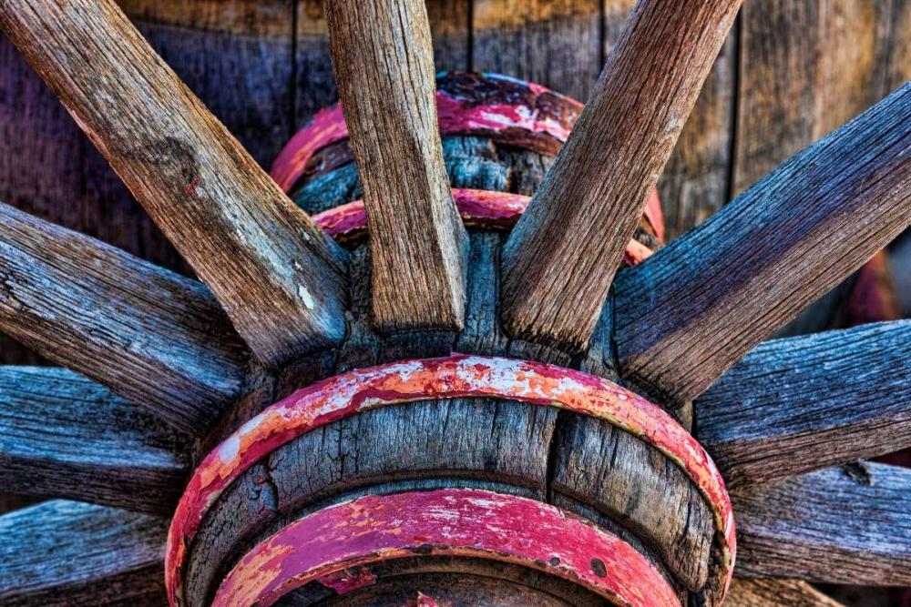 Wagon Wheel II
