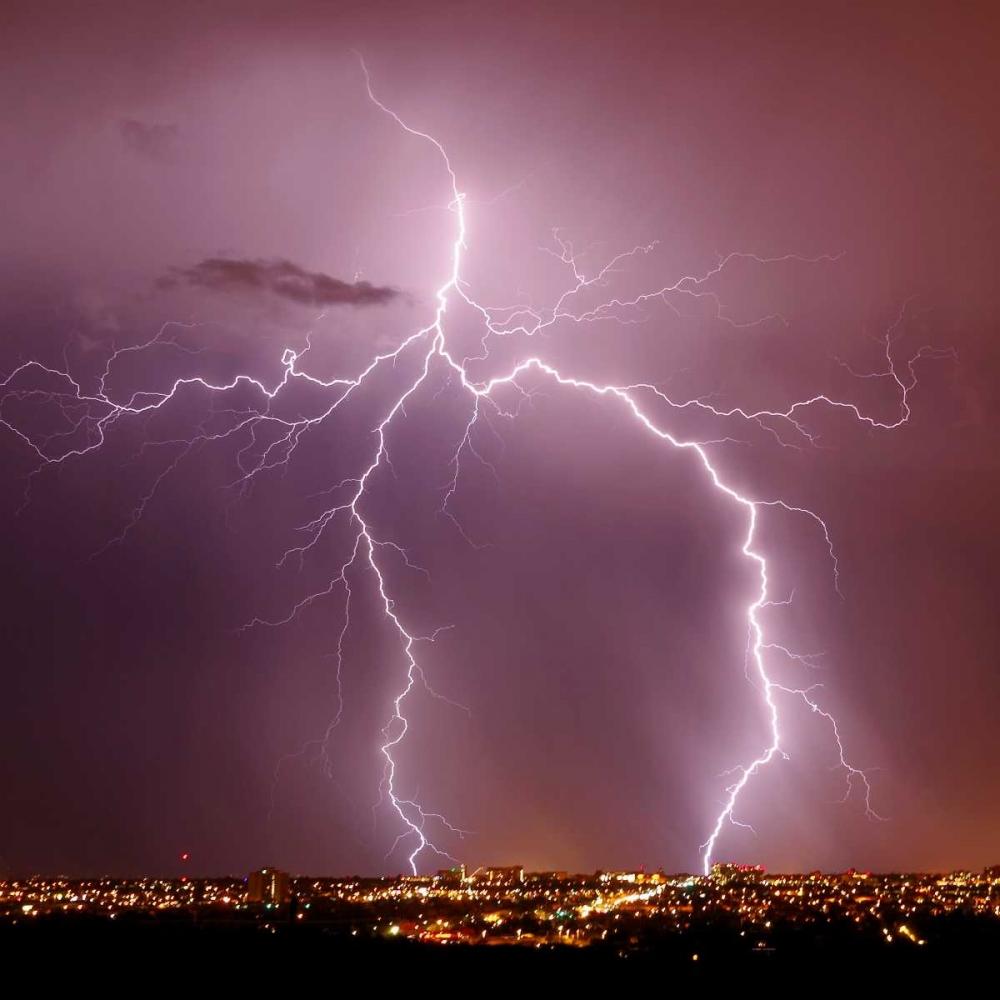 Urban Lightning I