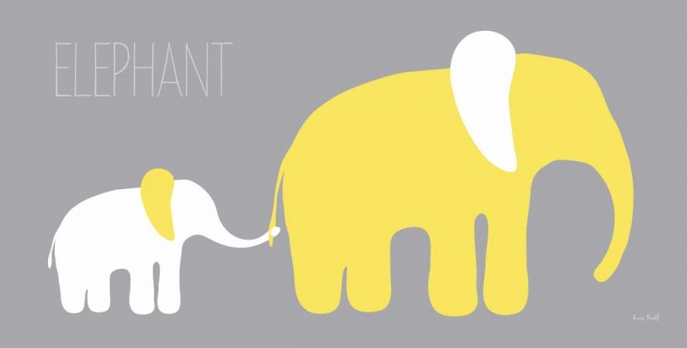Yellow Zoo VI